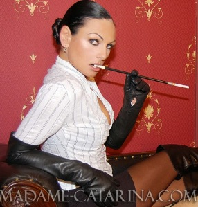 Madame Catarina Domina